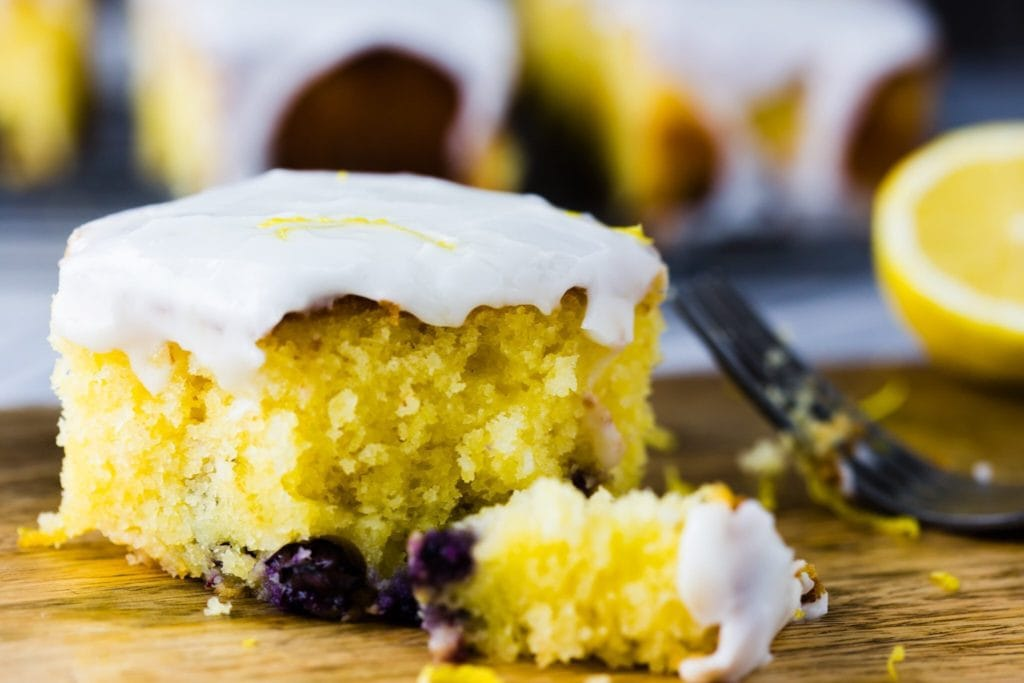 Lemon Gluten Free Cake Thermomix