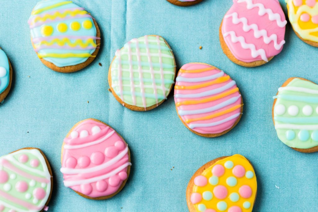 thermomix easter egg biscuits