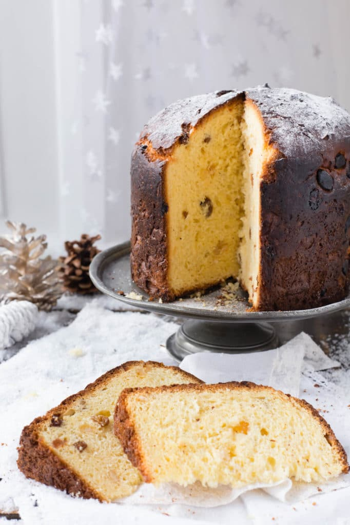 Thermomix Panettone