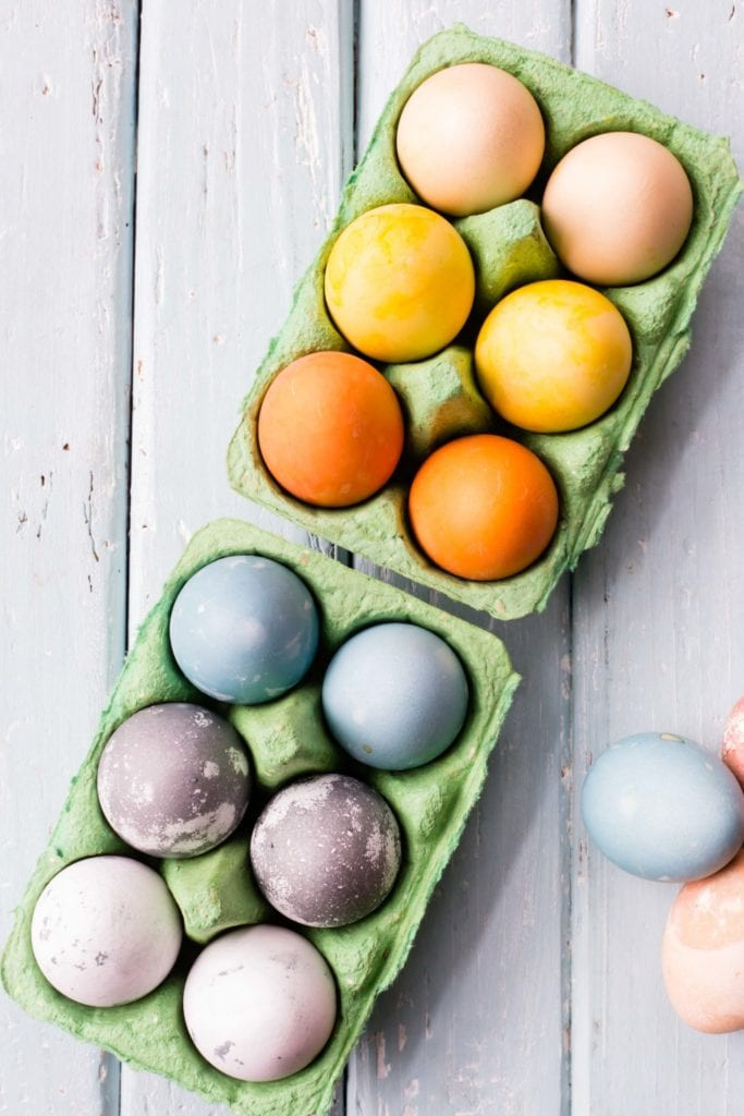 Thermomix Natural Easter Egg Dye