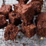 thermomix peppermint brownies
