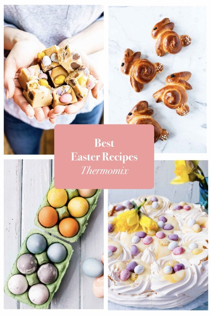 best thermomix easter recipes
